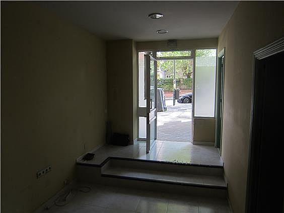 Local en alquiler en La Paz en Madrid - 297992838