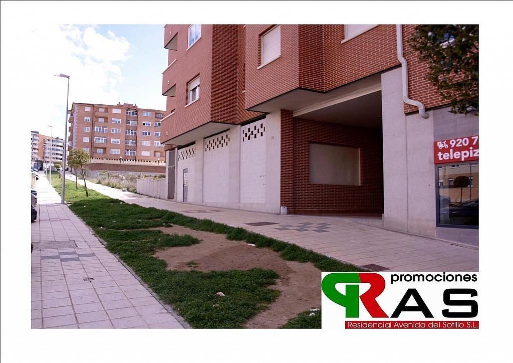 Local comercial en alquiler en calle Agustín Rodriguez Sahagún, Universidad en Ávila - 339692562