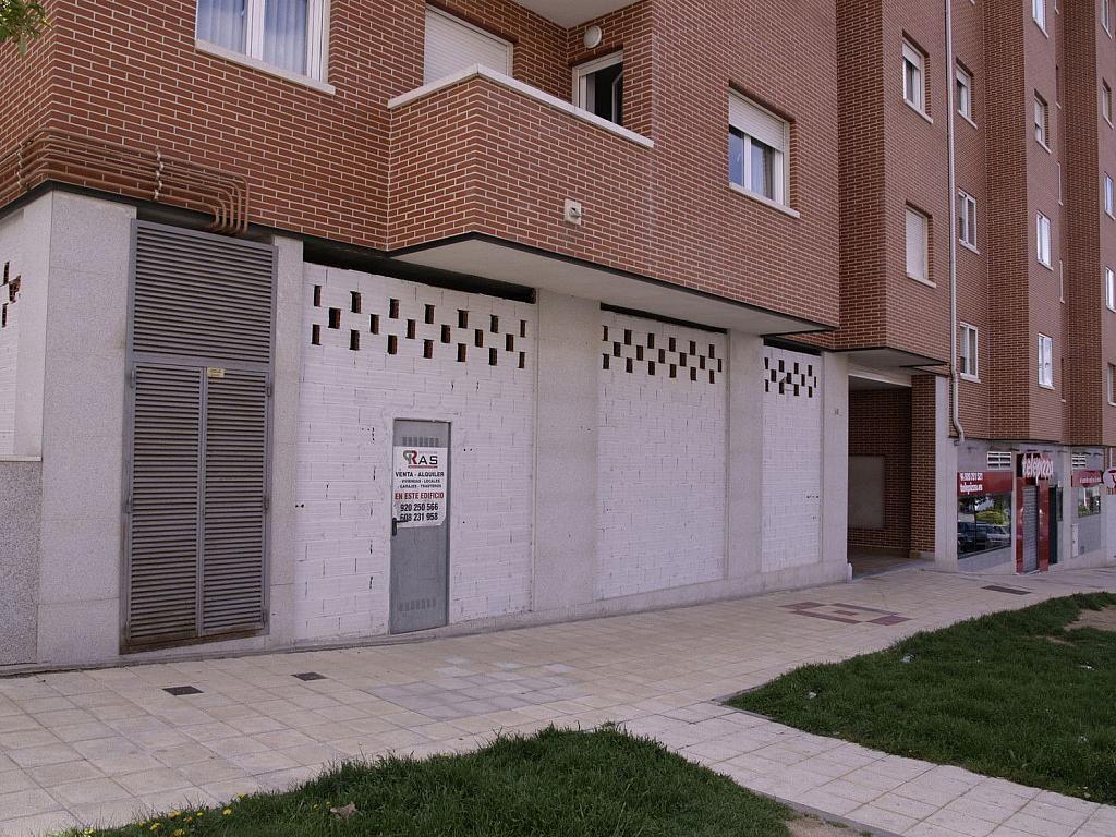 Local comercial en alquiler en calle Agustín Rodriguez Sahagún, Universidad en Ávila - 339692565