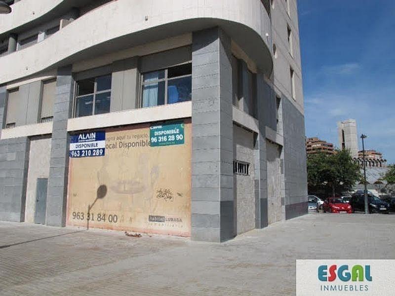 Foto1 - Local comercial en alquiler en Ciutat de les Arts i les Ciències en Valencia - 296627604
