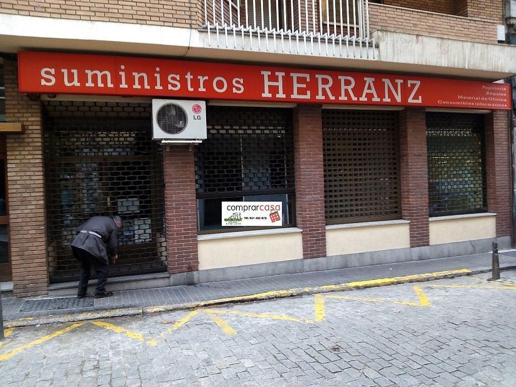 Foto - Local comercial en alquiler en calle Conde de Sepulveda, Segovia - 307096502