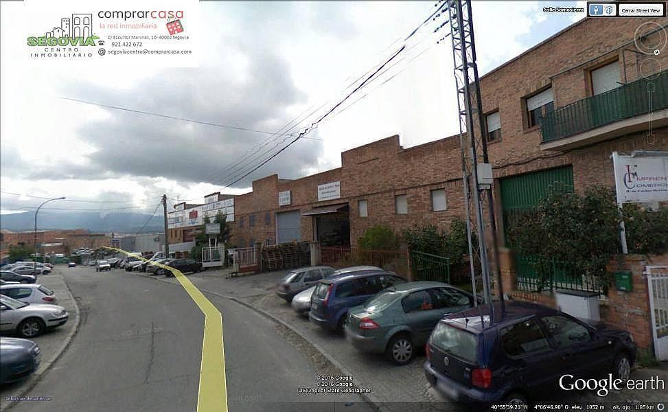 Foto - Nave industrial en alquiler en polígono El Cerro, Segovia - 308946258