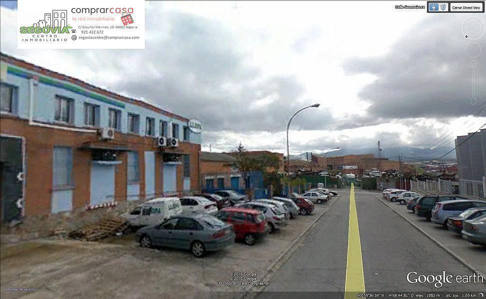 Foto - Nave industrial en alquiler en polígono El Cerro, Segovia - 308946261