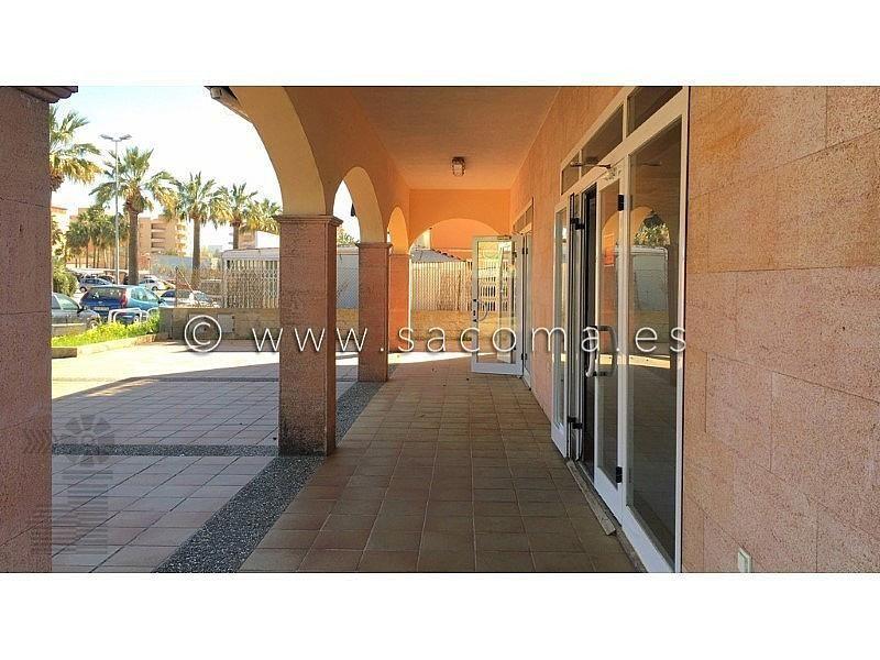 Terraza cubierta - Local comercial en alquiler en Sant Llorenç des Cardassar - 298811726
