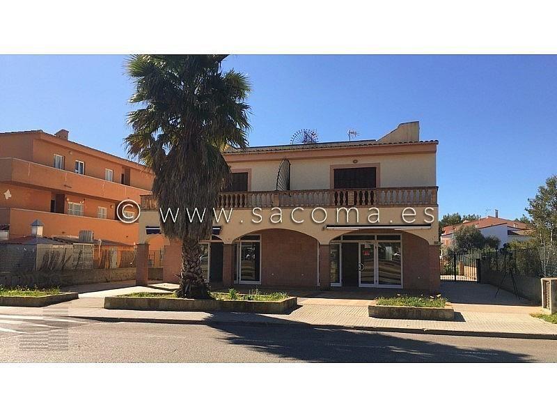Fachada Principal - Local comercial en alquiler en Sant Llorenç des Cardassar - 298811729