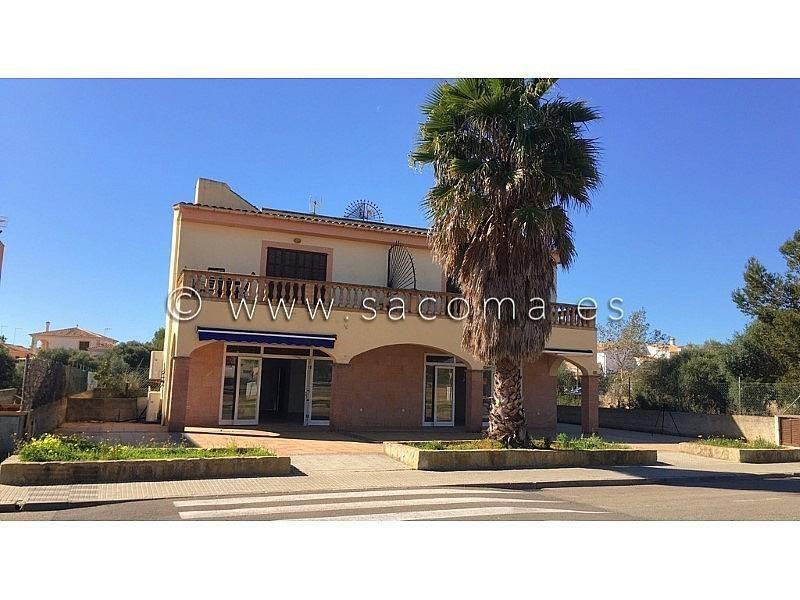 Fachada Principal - Local comercial en alquiler en Sant Llorenç des Cardassar - 298811732