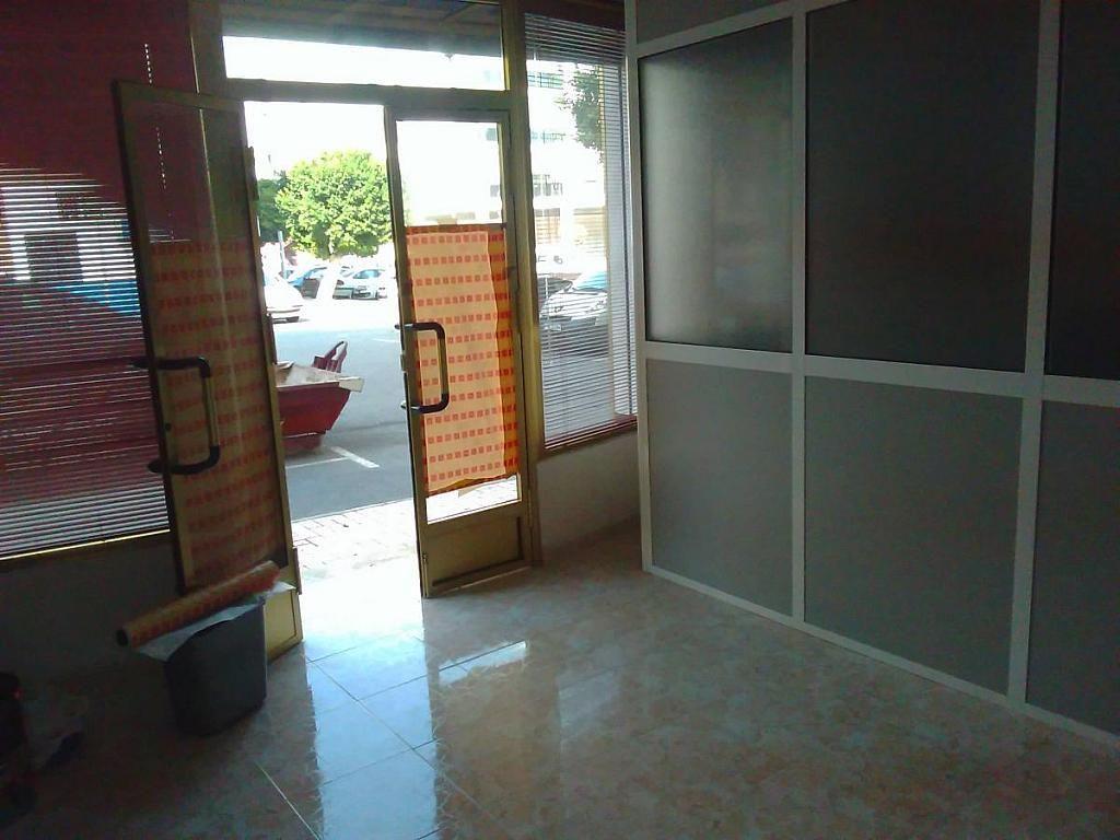 Foto 5 - Local comercial en alquiler en Parque Mediterráneo-Santa Paula en Málaga - 318536279