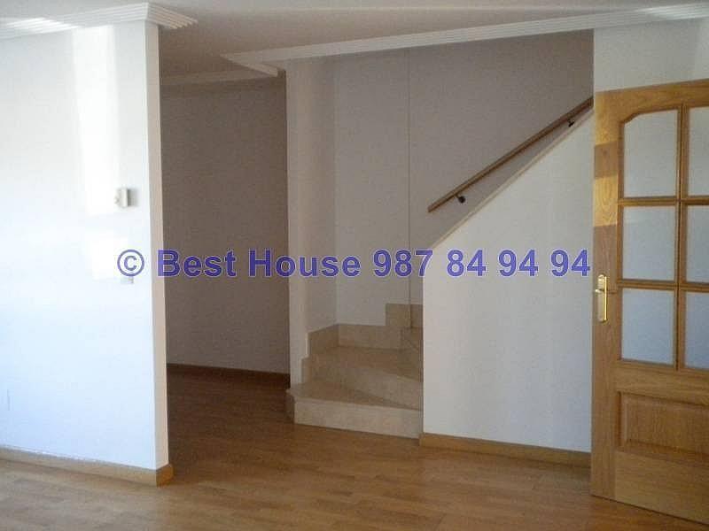 Foto - Casa adosada en alquiler en calle La Granjavillaovispo, Villaquilambre - 310271257