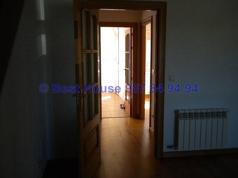 Foto - Casa adosada en alquiler en calle La Granjavillaovispo, Villaquilambre - 310271263