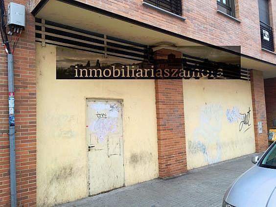 Entrada-Fachada - Local en alquiler en San Lázaro en Zamora - 301420736
