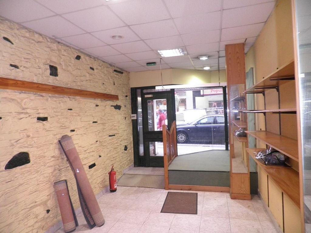 Interior - Local en alquiler en Eibar - 304919642