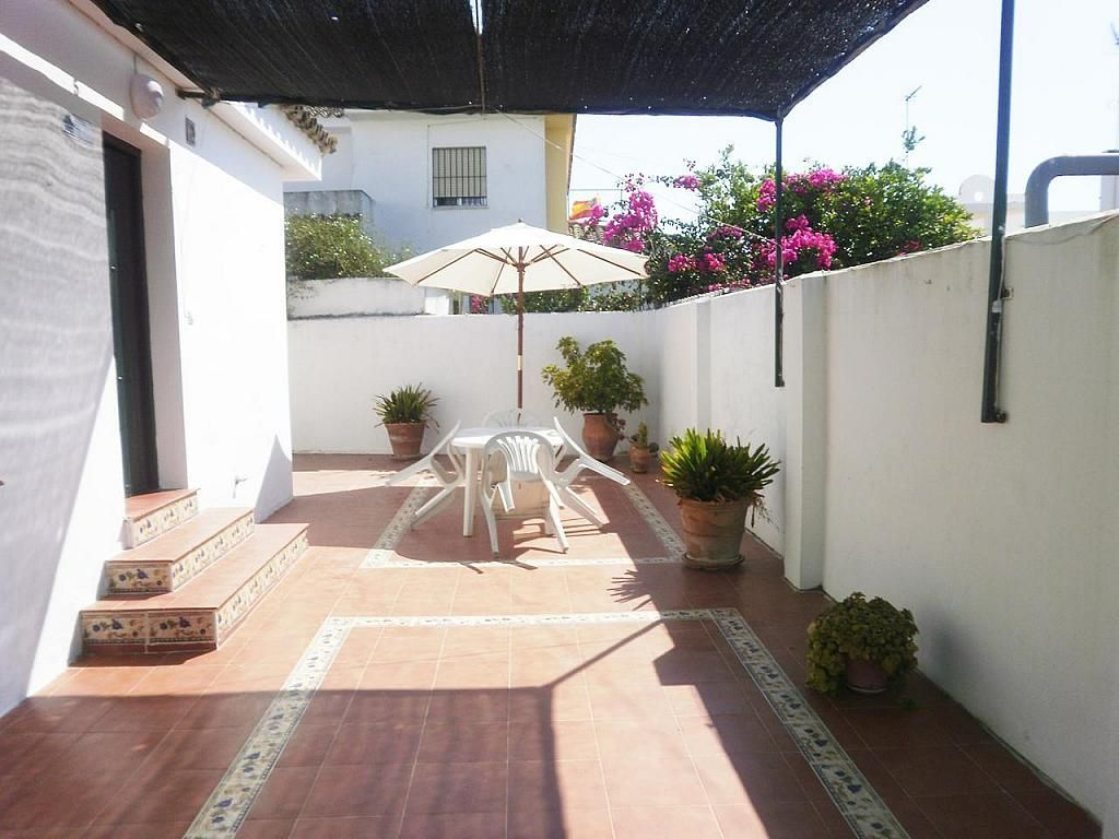 Chalet - Chalet en alquiler en Sanlúcar de Barrameda - 300544940