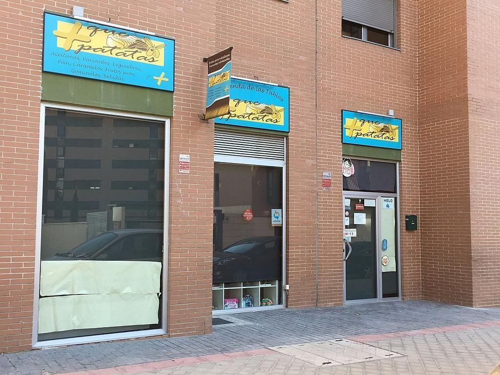 Local comercial en alquiler en calle San Juan de Ortega, Las Tablas en Madrid - 341347242