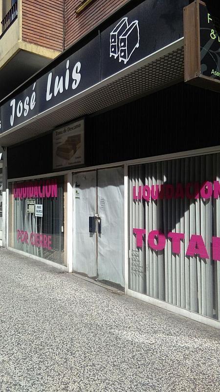 Local comercial en alquiler en calle De Miguel Servet, Las Fuentes – La Cartuja en Zaragoza - 302129360
