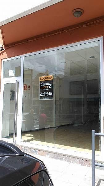 Foto - Local comercial en alquiler en calle Taco, San Cristóbal de La Laguna - 314593954