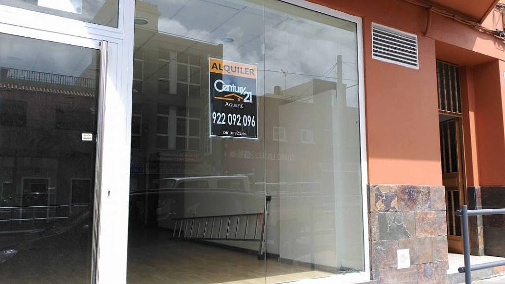 Foto - Local comercial en alquiler en calle Taco, San Cristóbal de La Laguna - 314593957