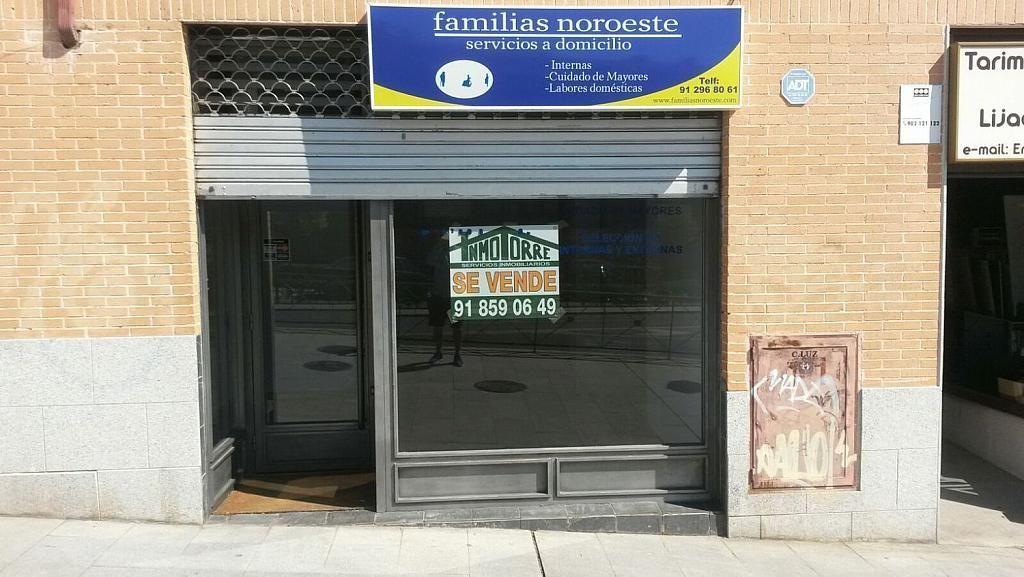 Local comercial en alquiler en calle De Valladolid, Torrelodones - 358423519