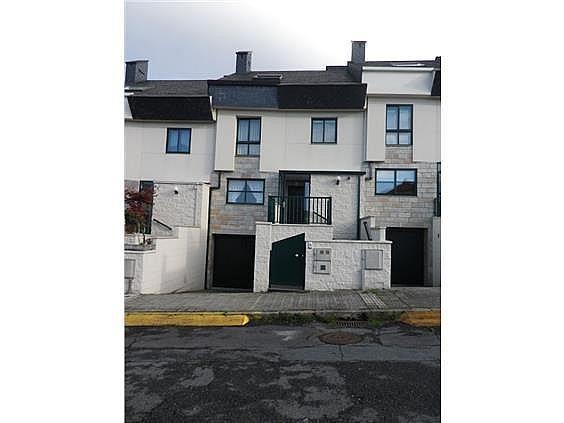 Casa pareada en alquiler en urbanización Rio de Quintas, Los Castros-Castrillón-Eiris en Coruña (A) - 331379744
