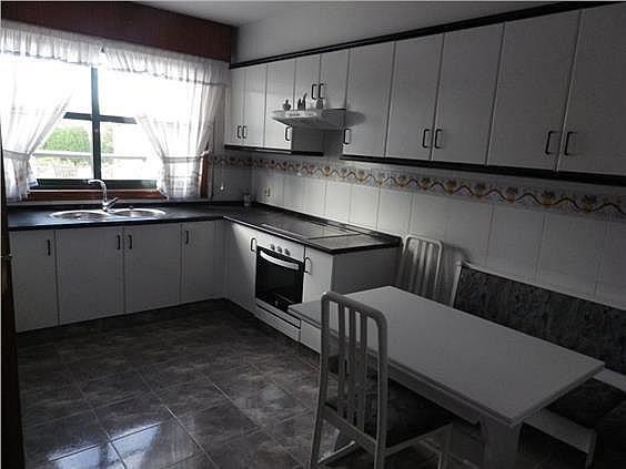 Casa pareada en alquiler en urbanización Rio de Quintas, Los Castros-Castrillón-Eiris en Coruña (A) - 331379759
