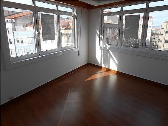 Piso en alquiler en calle Capitan Juan Varela, Cuatro Caminos-Plaza de la Cubela en Coruña (A) - 329217941