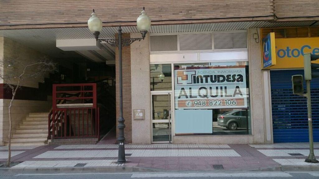 Local comercial en alquiler en calle Zaragoza, Tudela - 342629119