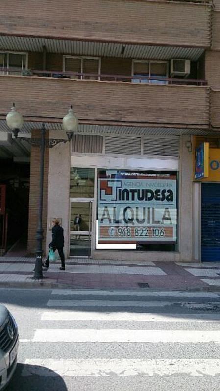 Local comercial en alquiler en calle Zaragoza, Tudela - 342629143