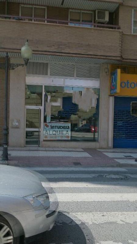 Local comercial en alquiler en calle Zaragoza, Tudela - 342629146