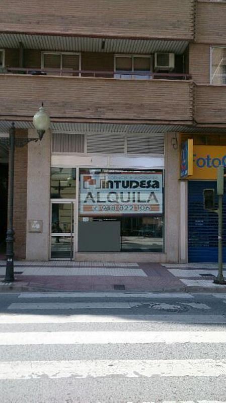 Local comercial en alquiler en calle Zaragoza, Tudela - 342629149