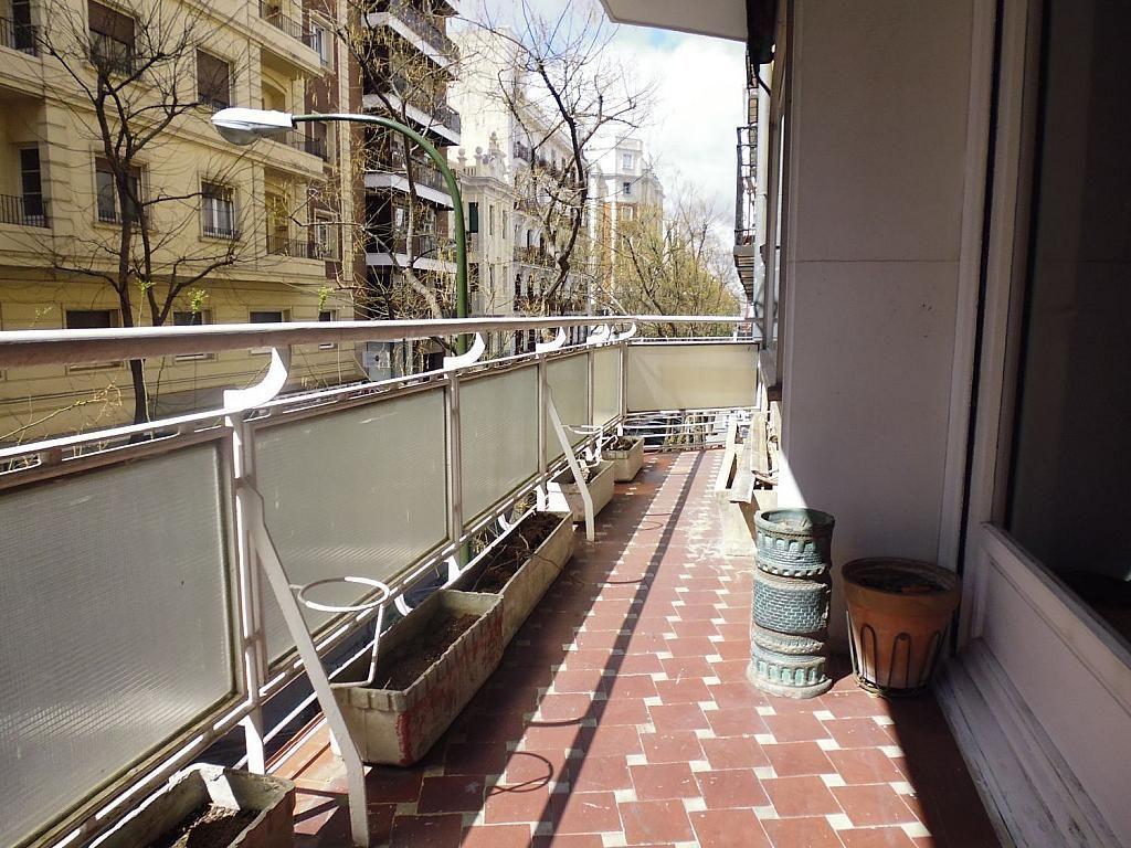 Piso en alquiler en calle De Ayala, Goya en Madrid - 351589667