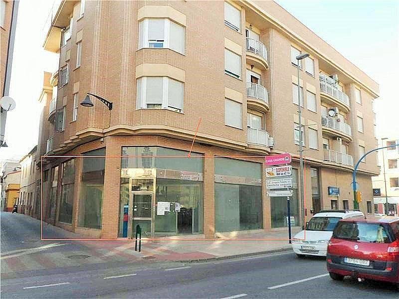 Local comercial en alquiler en calle Maestro Puig Valera, Santomera - 356765416
