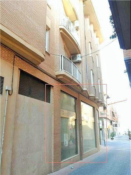 Local comercial en alquiler en calle Maestro Puig Valera, Santomera - 356765440