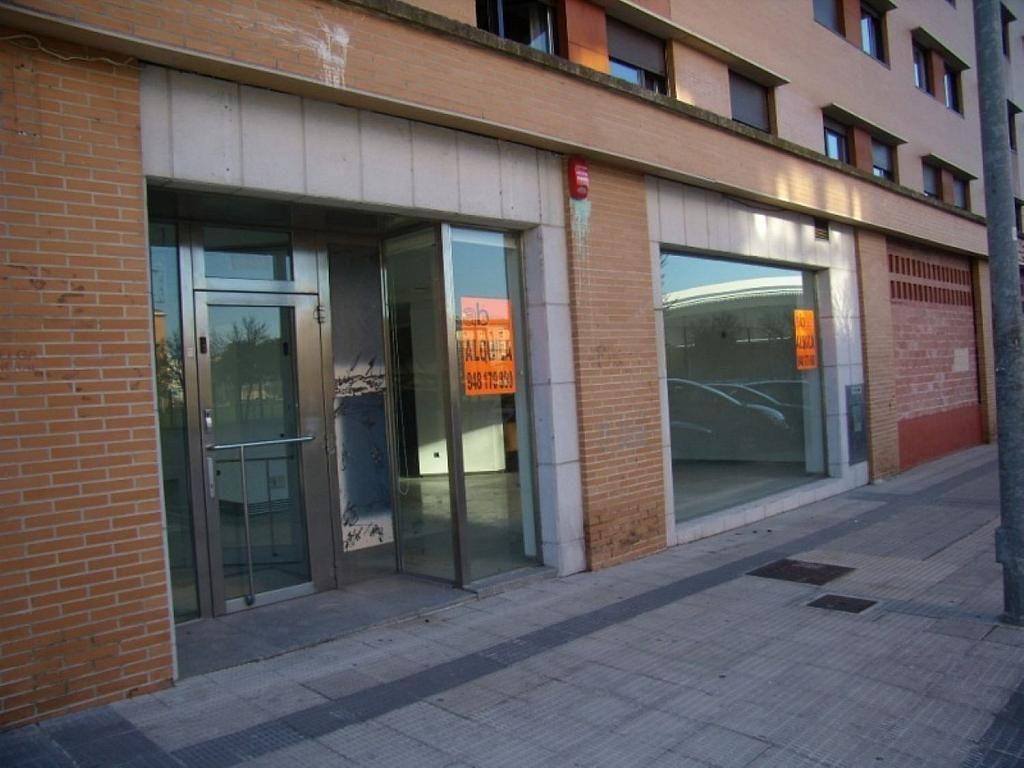 Local comercial en alquiler en calle Bernardino Tirapu, Rochapea en Pamplona/Iruña - 316745425