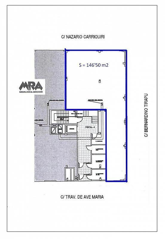 Local comercial en alquiler en calle Bernardino Tirapu, Rochapea en Pamplona/Iruña - 316745431