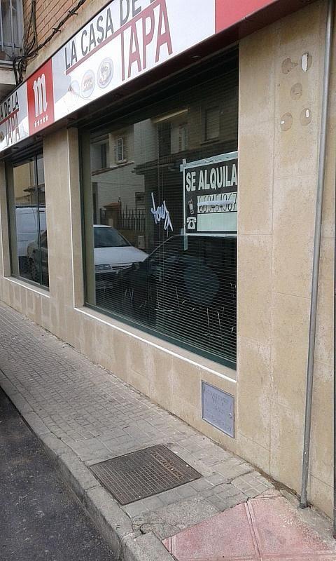 Local comercial en alquiler en calle San Antonio, Marchamalo - 318498149