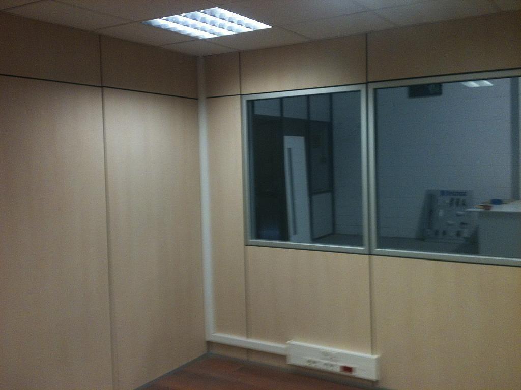 Zonas comunes - Nave industrial en alquiler en calle Llobateres, Barbera del Vallès - 318496790