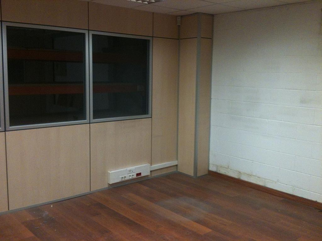 Zonas comunes - Nave industrial en alquiler en calle Llobateres, Barbera del Vallès - 318496792