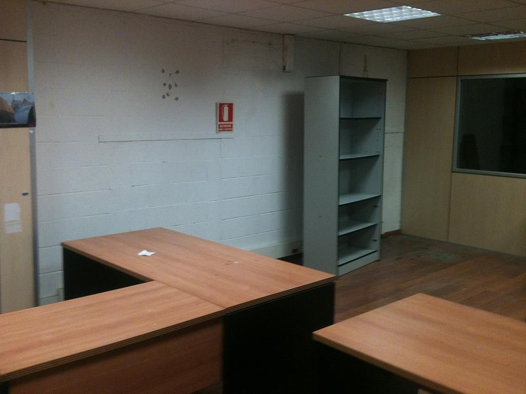 Zonas comunes - Nave industrial en alquiler en calle Llobateres, Barbera del Vallès - 318496804
