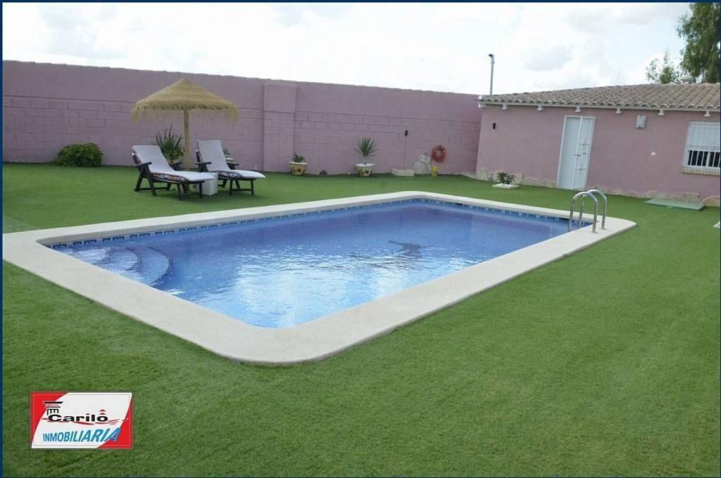 Casa en alquiler en Fortuna - 342800173
