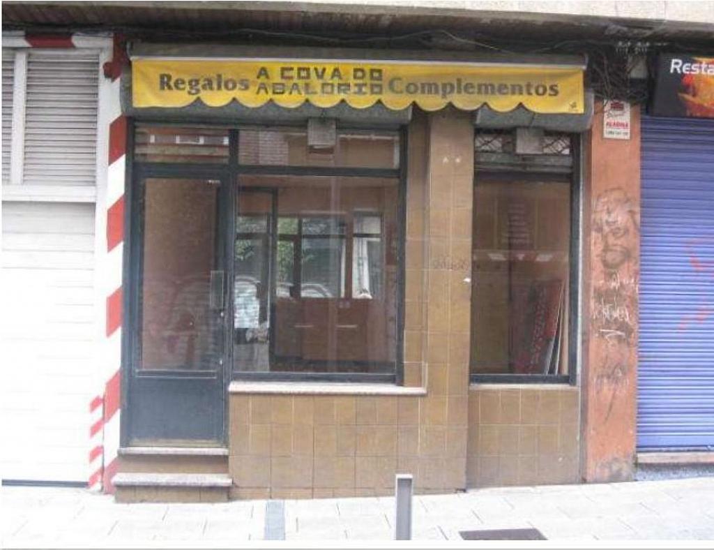 Local comercial en alquiler en calle Nova de Abaixo, Santiago de Compostela - 358094879