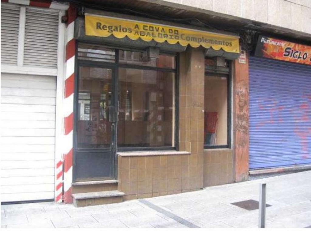 Local comercial en alquiler en calle Nova de Abaixo, Santiago de Compostela - 358094888
