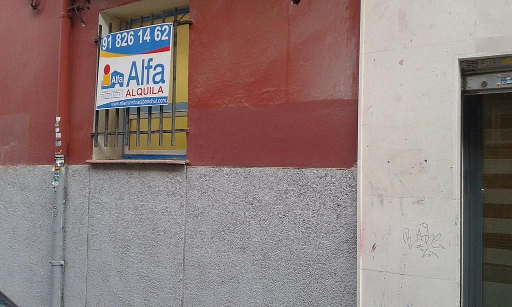Local comercial en alquiler en calle De Antolina Merino, Vista Alegre en Madrid - 337203665