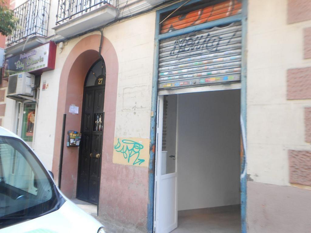Local comercial en alquiler en calle De Los Artistas, Cuatro Caminos en Madrid - 319365903