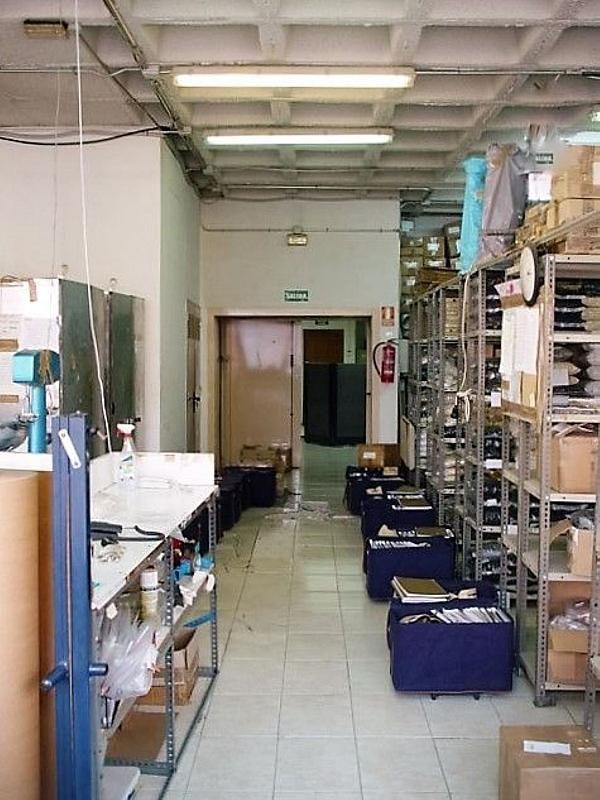 Nave industrial en alquiler en calle Hierro, Legazpi en Madrid - 358648981