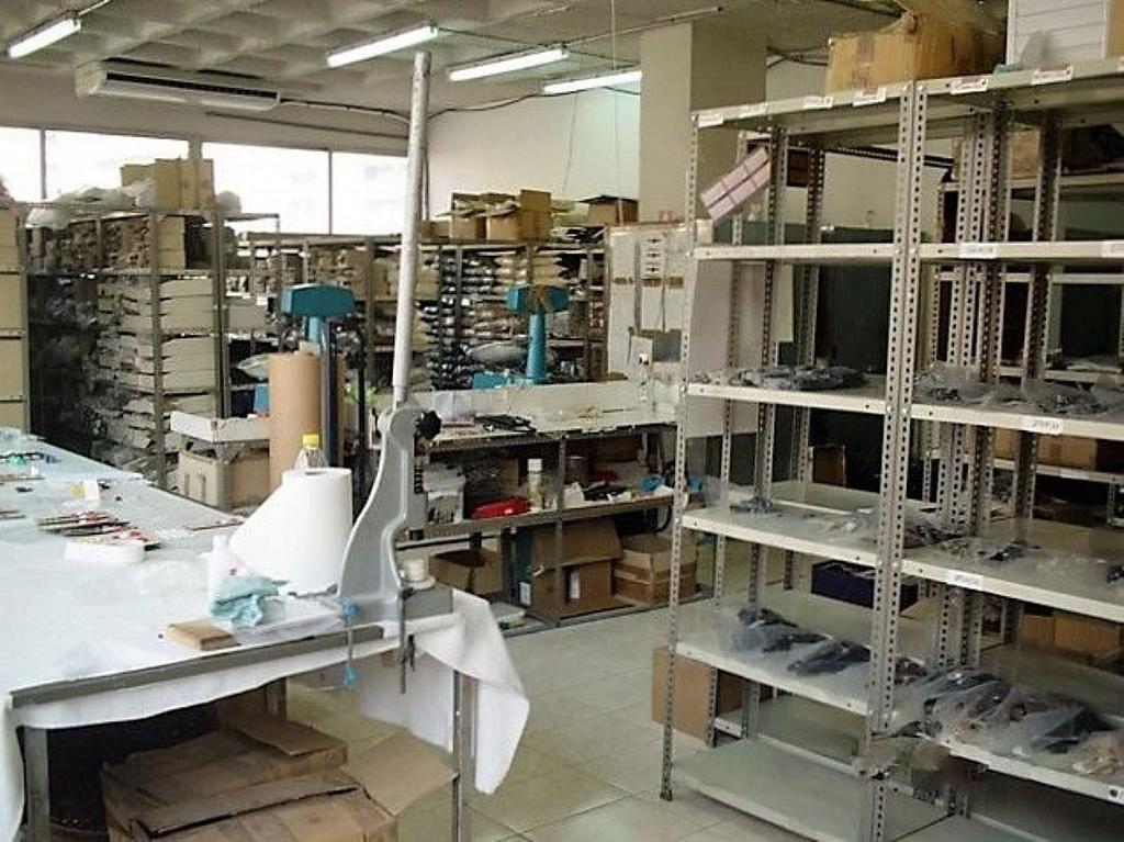 Nave industrial en alquiler en calle Hierro, Legazpi en Madrid - 358648984