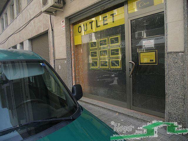 Foto1 - Local comercial en alquiler en Elda - 323124677