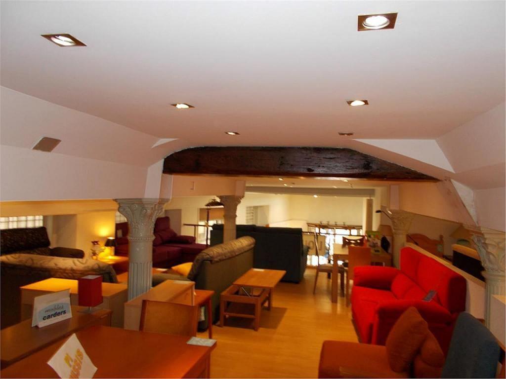 Local comercial en alquiler en calle Carders, Born-Santa Caterina-Sant Pere-La Ribera en Barcelona - 325302734