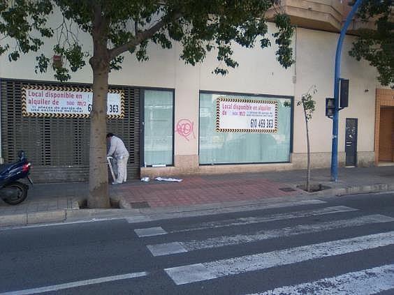 Local en alquiler en calle Orihuela, Florida Baja en Alicante/Alacant - 330830054