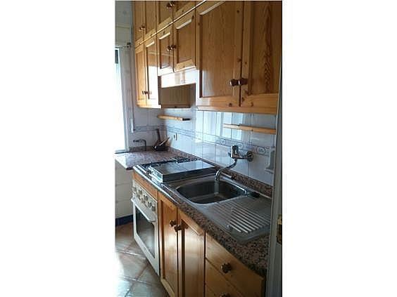 Piso en alquiler en calle Toledo, San Isidro en Getafe - 330818639