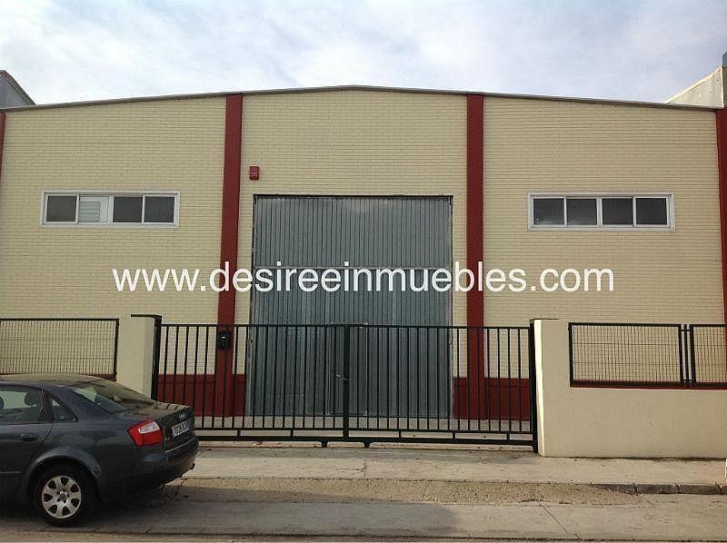 Foto1 - Nave industrial en alquiler en Paiporta - 389428792