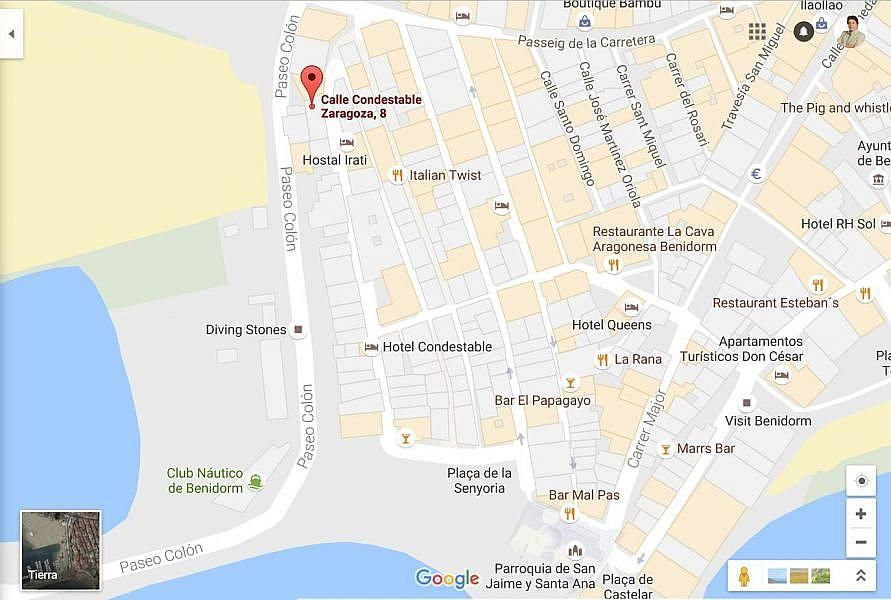 Foto - Apartamento en venta en calle Casco Antiguo, Benidorm - 327661998